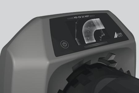 Computed Radiography Scanner