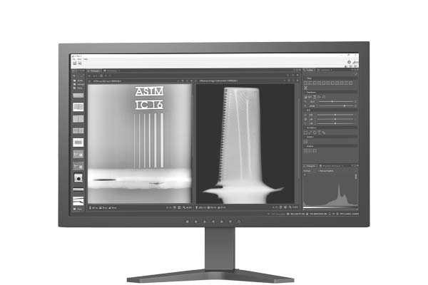 D-Tect NDT X-ray inspection software
