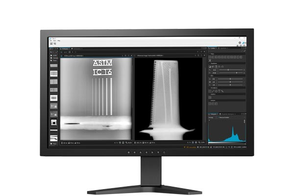 NDT DICONDE X-Ray inspection software