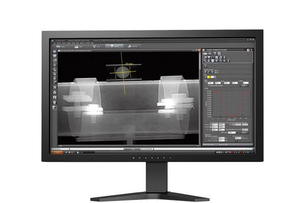 NDT DICONDE imaging software